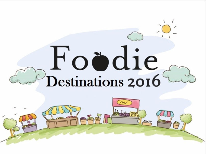 Foodie Destinations